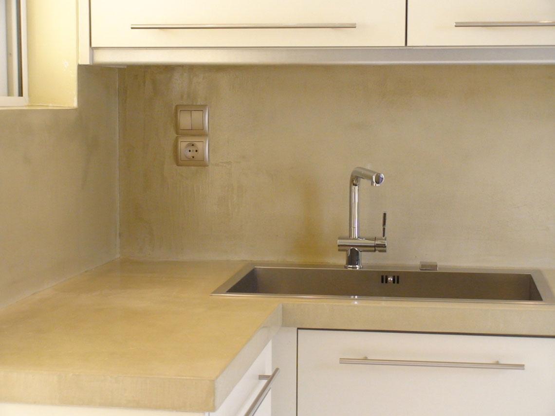 Cemento Premiscelato Per Top Cucina rapid mix - pavimento,rivestimento in resina, interno