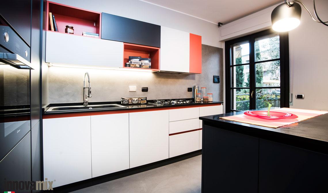 Rivestimento resina cucina cerca con google interiors t - Rivestimento cucina resina ...